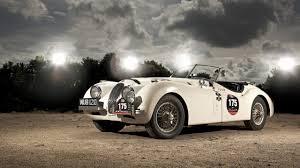 Wallpaper Jaguar XK120, classic cars, Jaguar, retro, sports car ...