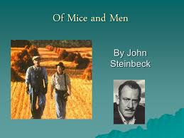 the setting in of mice and men sliderbase watch all slides