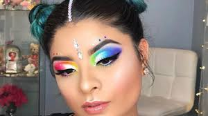 9 rainbow makeup looks that are perfect for pride month