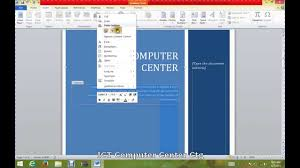how to create cover page in word least version hd