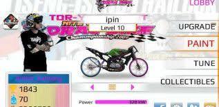 drag race bike mod indonesia apk garpaksteams