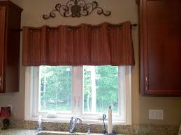 Valance For Kitchen Windows Window Valance Ideas For Kitchen