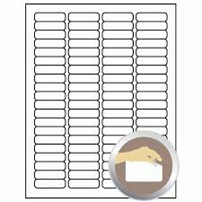 Avery 1 2 X 1 3 4 Template Avery Labels 1 2 X 1 3 4 Avery 5167 Repositionable Return