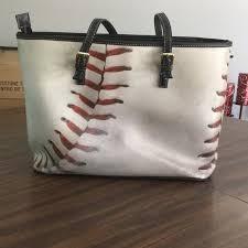leather baseball large purse m 5cd723a6b076deecee5ca8