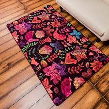modern colorful area rugs