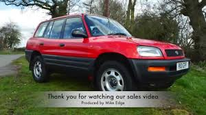 Toyota Rav 4 For Sale with mikeedge7 via eBay - YouTube