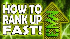 How to Rank/Level Up Fast in Modern Warfare 3 - YouTube
