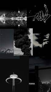 View 23 Backgrounds Aesthetic Black And ...