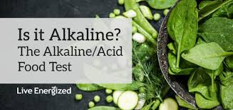 The Ph Miracle Alkaline Acid Food Chart Alkaline Food Test Can You Spot An Acid Food From An
