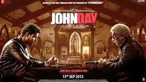movie review john day john day