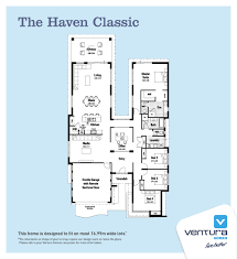 The Haven Display Home   Ventura HomesPeace of Mind Coverage