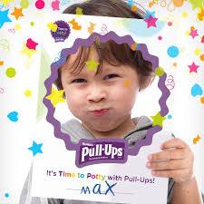 Printable Potty Training Chart Pull Ups