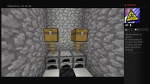 How To Make A Underground House Minecraft How To Build An Underground House Part 1 Youtube