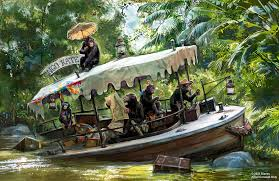 Lily houghton enlists the aid of wisecracking skipper frank wolff to take her down the amazon in his ramshackle boat. Nach Kritik Andert Disney Die Jungle Cruise Attraktionen