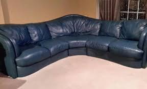 navy blue leather sofa. Navy Blue Leather Sectional Sofa And Interesting Couch Regarding 19 Throughout For