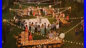 diy lighting for wedding. Diy Outdoor Lighting For Wedding Cheap Ideas Weddings String Lights Receptions Awesome 1366