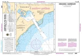 Ontario Nautical Charts Oshawa Harbour By Canadian Hydrographic Service Products