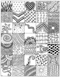 Zentangle Patterns Inspiration Zentangle patterns Flickr