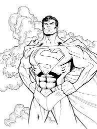 Amazing Superman Coloring Pages 75 For Gallery Coloring Ideas With