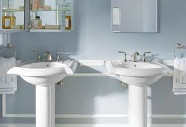 enchanting bathroom pedestal sink ideas with bathroom pedestal sinks at the home depot