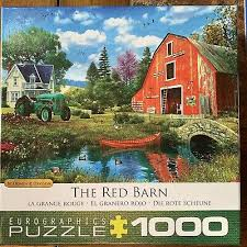 1000 piece jigsaw puzzle new