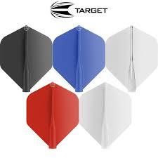 Target 8 Flight Big Wing Dart Flights For Sale | Avid Darts Australia