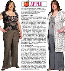 Sorry  ladies  You might think you re an hourglass but you re     Next apple shape shorts