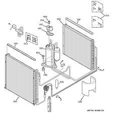 ge zoneline parts model azedacm sears partsdirect unit parts