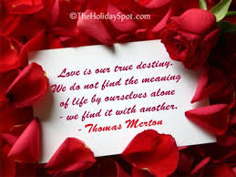 Love Valentines Quotes