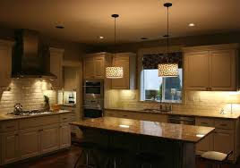 kitchen bright lighting bar lights light with fixtures and drop modern on