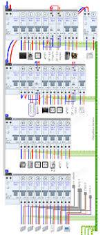 Schéma Du0027installation De Montage Et De Raccordement Du0027un Tableau électrique  ...