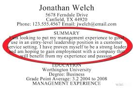 Good Summary For Resume Awesome Summaries For Resumes Summary Examples For Resume Resumes Summaries