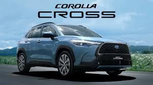 New 2021 Toyota Corolla Cross Hybrid-SUV Walkaround Interior, Exterior -  YouTube