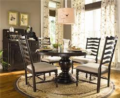 Paula Deen Living Room Furniture Round Pedestal Table By Paula Deen By Universal Wolf And