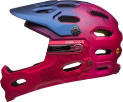Bell Super 3r Size Chart Bell Super 3r Mips Joy Ride Downhill Women S Helmet