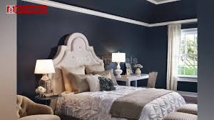 Awesome Best Blue Gray Paint Bedroom Design Ideas