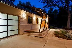 mid century modern front porch. Mid-Century Modern Midcentury-exterior Mid Century Front Porch D