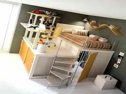 beds with desk underneath elegant full size bunk bed loft uk
