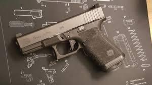 my edc gen 4 glock 19 with tasty upgrades