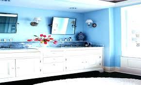 navy blue bathroom pictures cotton bath rugs vanity royal excellent cabinet beaut rug runner cabin blue bath rug