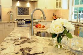 Kitchen Redo A Clean Crisp Kitchen Redo Becomes The Heart Of The Home Design