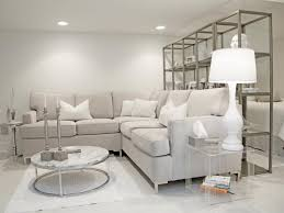 white furniture decor. White Furniture Decor. Modern Living Room With Few Touches Of Grey Decor 6 E