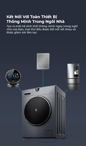 Máy Giặt Sấy Khô Thông Minh Xiaomi Viomi WD10X 10KG (Internet)
