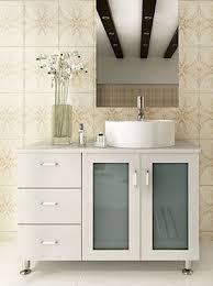 Single vessel sink bathroom vanities Wall Mount 39 Jwh Living Jwh Living Furniture By Category All Vanities 39quot Lune