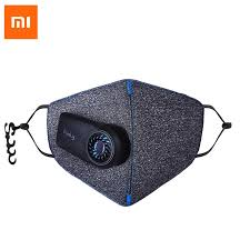 Newest Xiaomi <b>Purely Air</b> Mask <b>Anti</b>-Pollution Filter Smart PM2.5 ...