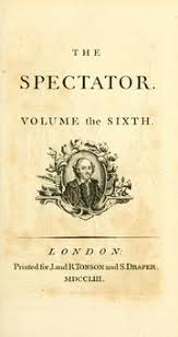 the spectator essays i l by joseph addison and richard steele   by joseph addison richard steele and others
