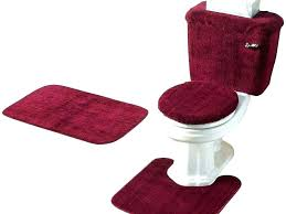 rug sets red bath rug sets 5 piece bathroom maroon in idea set rug sets bathroom