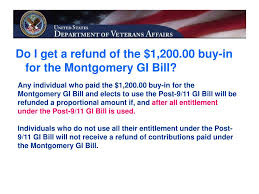 Ppt Eligibility For The Post 9 11 Gi Bill Powerpoint