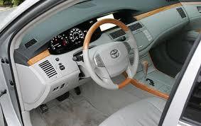 2005 Toyota Avalon - Information and photos - ZombieDrive