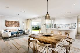 this open concept main floor design combines art deco with country living room decorating ideas on a budget